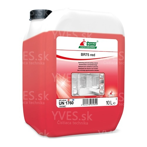 Sanet BR 75 red 10 l