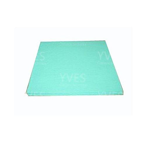 Handra SUPERCLEAR 40x35 cm zelená