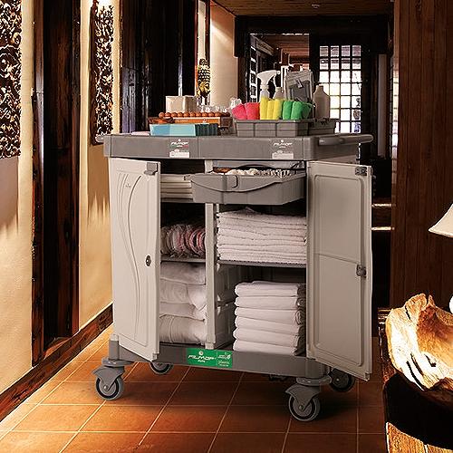 Hotelové vozíky Basic