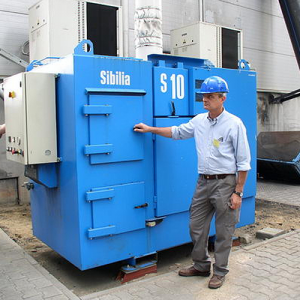 Vysávače 15 - 127 kW, sacie bagre