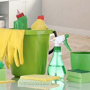 Príslušenstvo k čistiacim prostriedkom