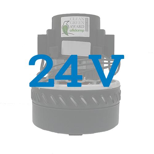 Sacie motory 24 V