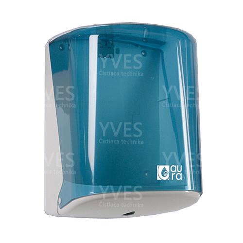 Zásobník na papierové utierky Naive line, priehľadný plast - rolka 205 mm