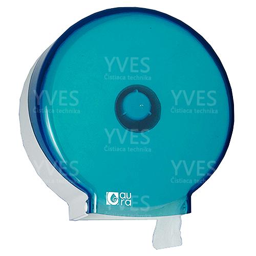 Zásobník na toaletný papier Naive line, priehľadný plast - rolka 220 mm, 300 m