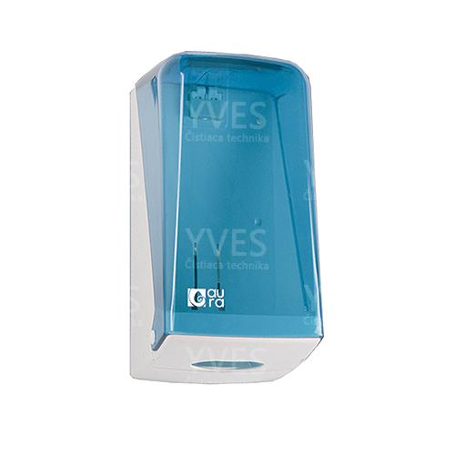 Zásobník na toaletný papier Naive line, priehľadný plast - skladaný