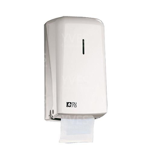 Zásobník na toaletný papier Snow line, plast - rolka štandard