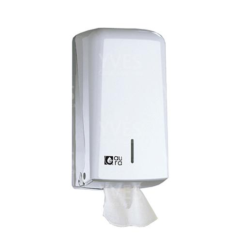 Zásobník na toaletný papier Snow line, plast - skladaný