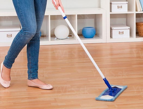 Ako udržať Váš mop čistý – 3 rýchle tipy