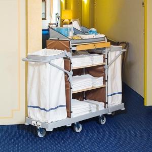 Hotelové vozíky Elegance