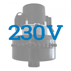 Sacie motory 230 V