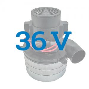 Sacie motory 36 V