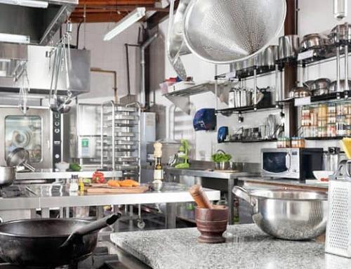 4 benefity, ktoré vám prinesie vysokotlakový čistič v gastronómii