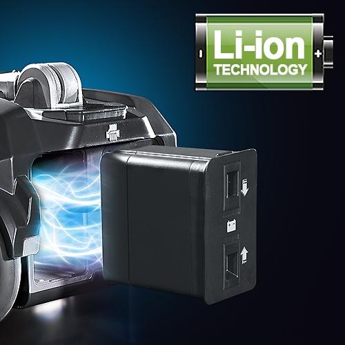 Li-ion technológia
